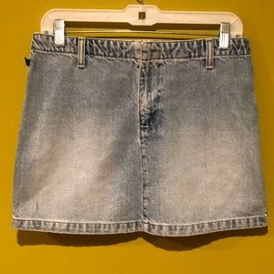Vintage 2000s DKNY Denim Skirt